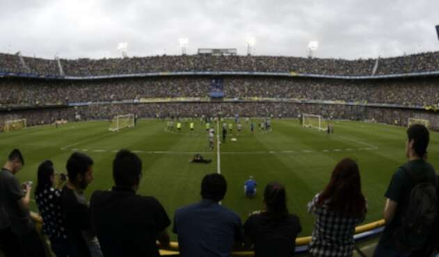 Estadio La Bombonera