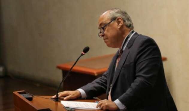 Camilo Gómez, director de la Agencia Jurídica del Estado