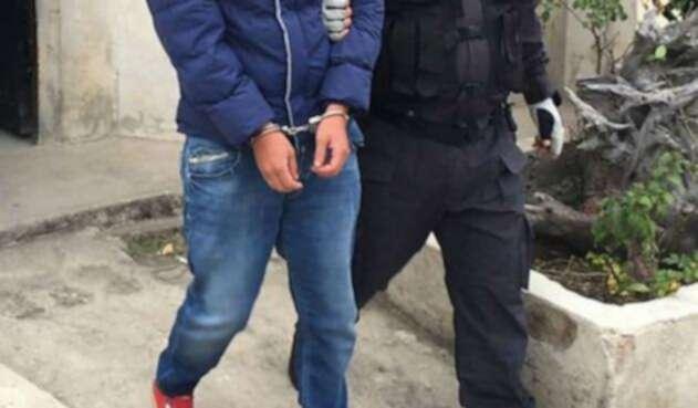 La captura del funcionario de Bienestar Familiar se llevó a cabo en Caquetá.