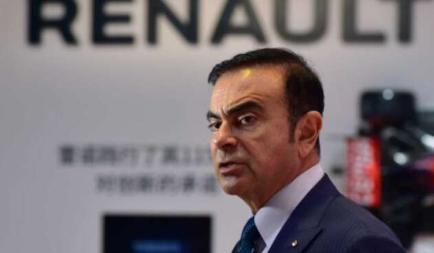 Carlos Ghosn exdirectivo de Nissan