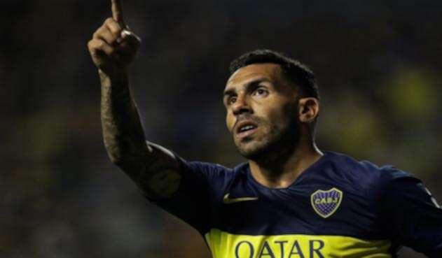 El jugador del Boca Juniors, Carlos Tévez, se pronunció sobre los desmanes de la Copa Libertadores.