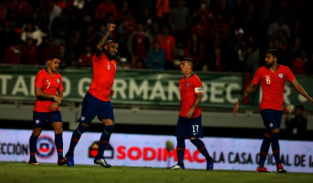 Chile vs Honduras, amistoso FIFA