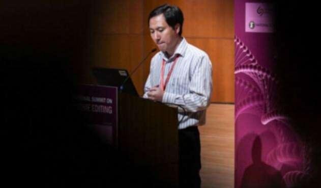 Científico He Jiankui modificó genéticamente a dos bebés