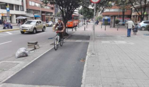 Cicloruta Bogotá