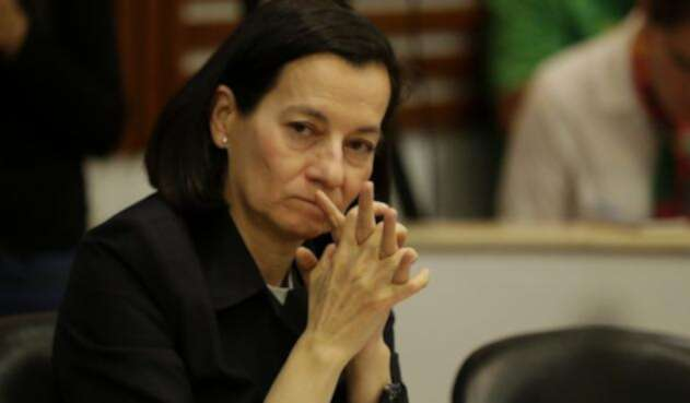 Clara Rojas, ex fórmula vicepresidencial de Íngrid Betancourt