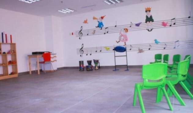 Imagen del colegio Little Cambridge Cabecera, en Bucaramanga