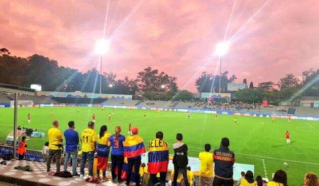 Colombia Vs. España