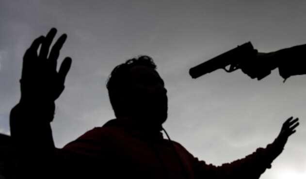 Una persona muerta y otra herida dejó ataque en Robledo