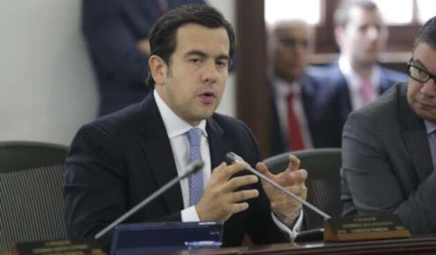 Senador Rodrigo Lara