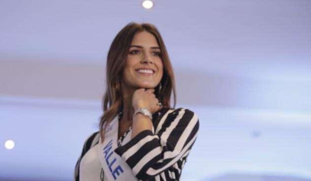 Gabriela Tafur Nader, señorita Colombia 2019