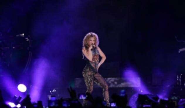 Fotos del concierto de Shakira en Bogotá