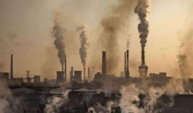 Contaminación fábricas