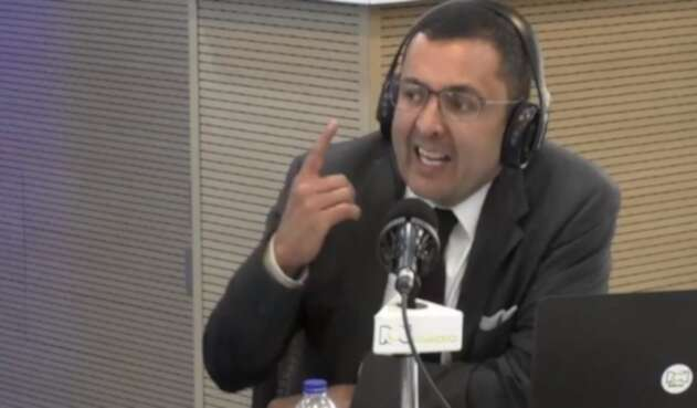 Excontralor de Bogotá, Juan Carlos Granados