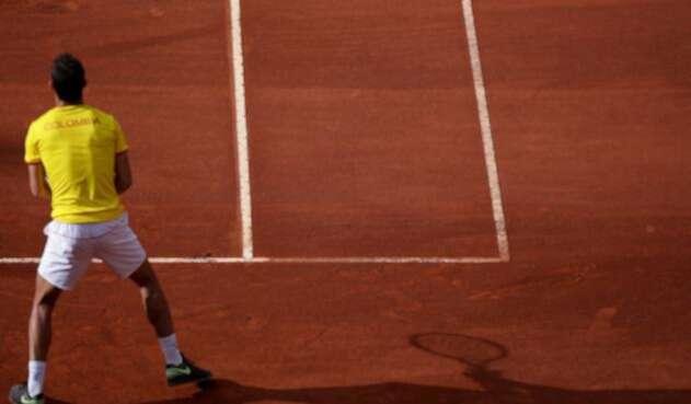 Partido de Copa Davis entre Colombia y Suecia se jugará en Bogotá.
