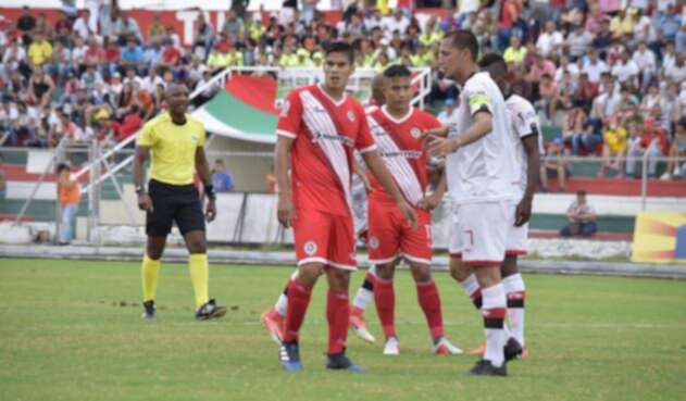 Cortuluá vs Cúcuta Deportivo, Torneo Águila