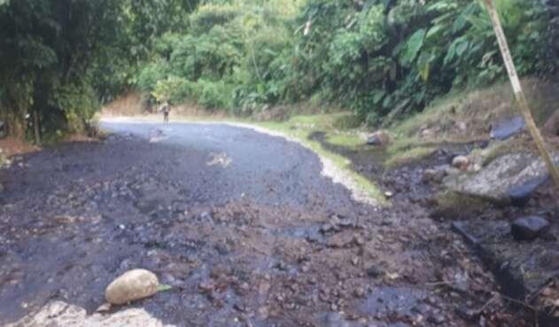 Derrame de crudo de oleoducto Caño Limón Coveñas