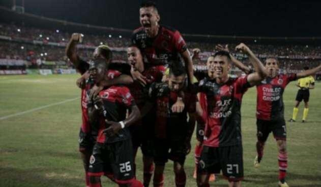 Cúcuta Deportivo es campeón del Torneo Águla