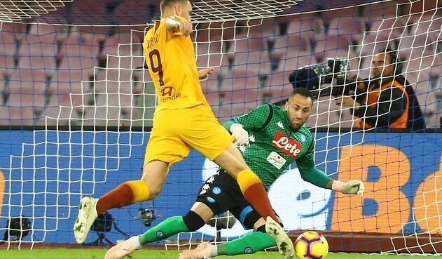 David Ospina ha logrado convencer a los directivos del Napoli