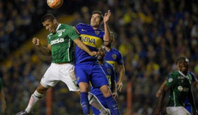 Deportivo Cali vs Boca Juniors en copa libertadores