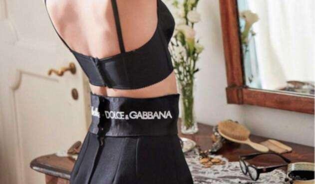 Dolce Gabanna enfrenta una polémica en China
