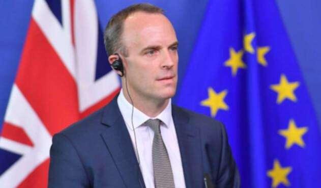 Dominic Raab, dimite a su cargo como ministro del Brexit
