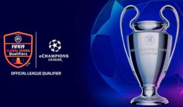 Imagen oficial de la eChampions League