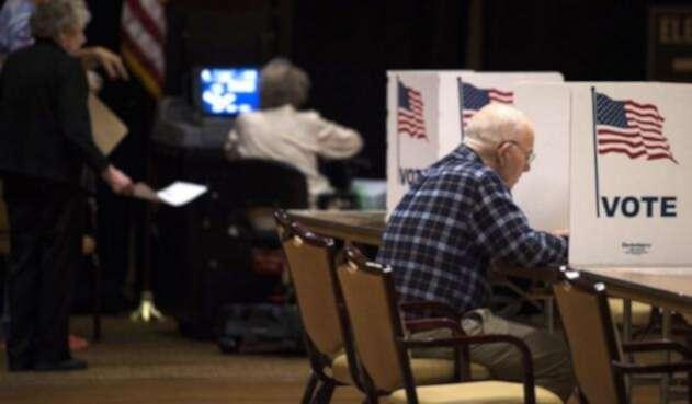 Elecciones Legislativas EE.UU.