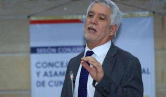 Enrique Peñalosa anunció nuevas obras para la capital.