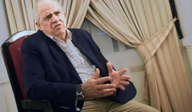 Ernesto Samper, ex presidente de Colombia.