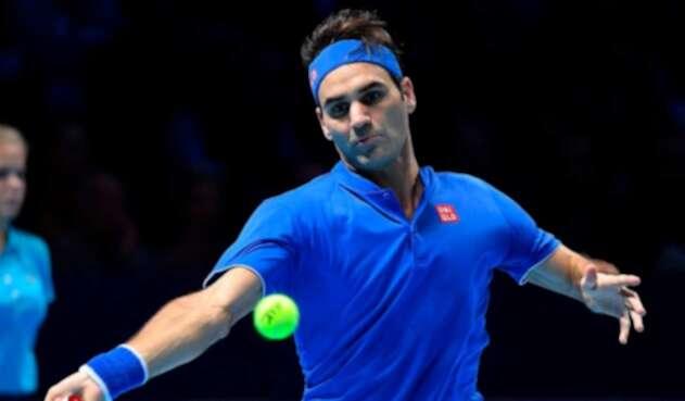 Roger Federer no tuvo armas para hacerle daño a Zverev en la semifinal del Torneo de Maestros
