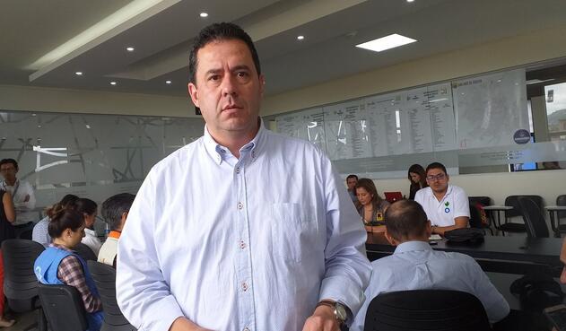 Felipe Muñoz Gerente de Frontera