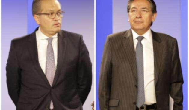 Fernando Carrillo y Néstor Humberto Martínez, ¿enfrentados por Odebrecht?