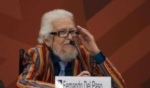 Fernando del Paso, ganador del Premio Cervantes