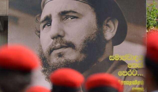 Fidel Castro, dos años de su fallecimiento.