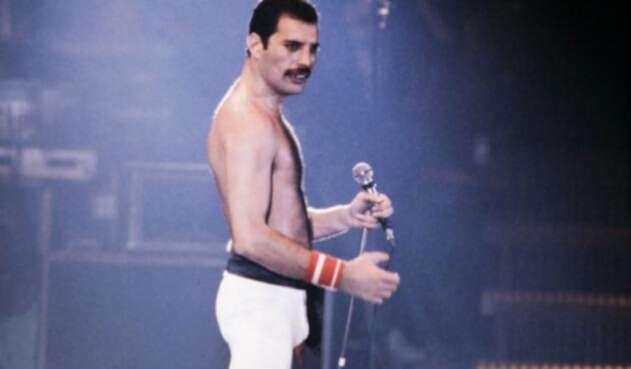 Freddie Mercury, una de las voces más importantes de la historia de la música.