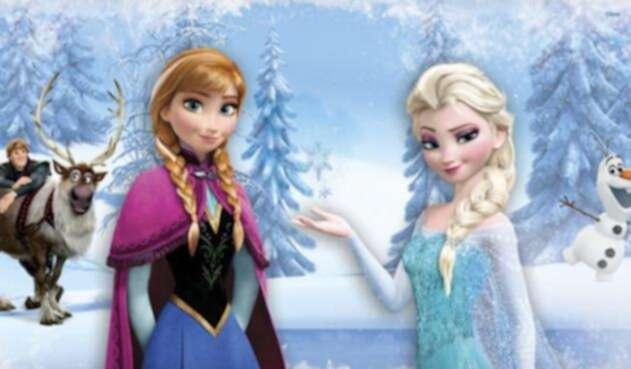 Frozen adelanta su fecha de estreno