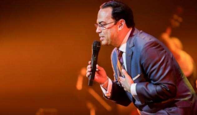 Gilberto Santa Rosa será uno de los artistas presentes en el Festival Salsa al Parque 2018.
