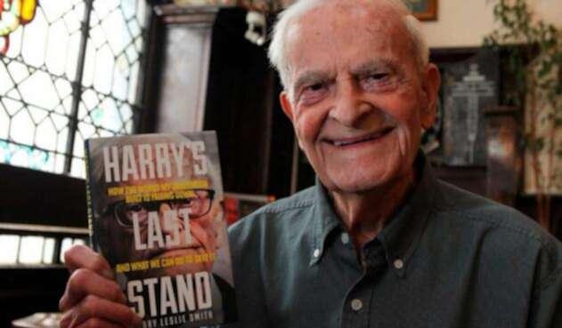 Harry Leslie Smith, veterano de la segunda guerra mundial
