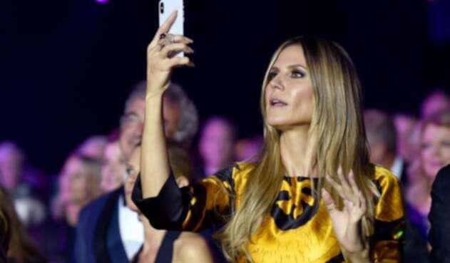 Heidi Klum, la mujer que se roba todas las miradas en el mundo