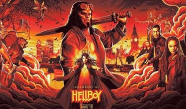 Ver Hellboy 2019 Pelicula Completa en Español Latino Online