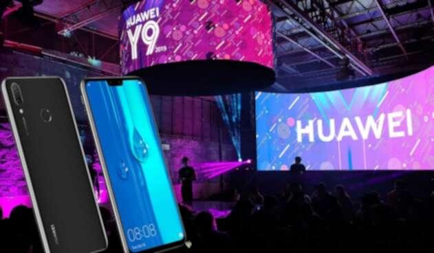 Huawei en los últimos años conquistó el mercado tecnológico de los celulares.
