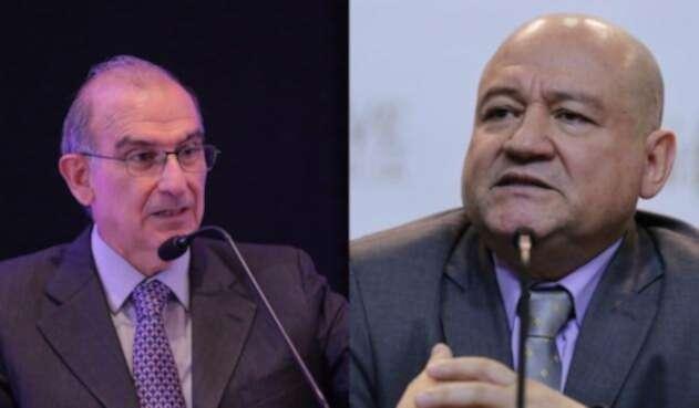El senador Carlos Lozada arremetió contra el exjefe negociador de los acuerdos de paz, Humberto De la Calle por el aumneto de magistrados a la JEP.