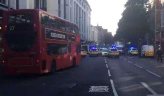 Incidente en sede de Sony en Londres