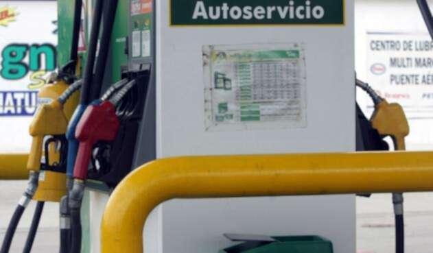 Suben los combustibles a partir del 1 de febrero.