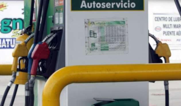 Combustibles le generaron un alto costo al bolsillo de los colombianos en 2018