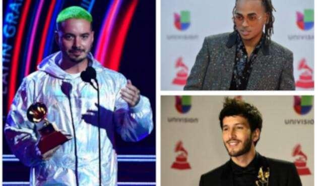J Balvin, Ozuna y Yatra lideran nominaciones de los Premios Heat 2019