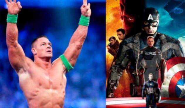 Jhon Cena podría ser el próximo Capitán América
