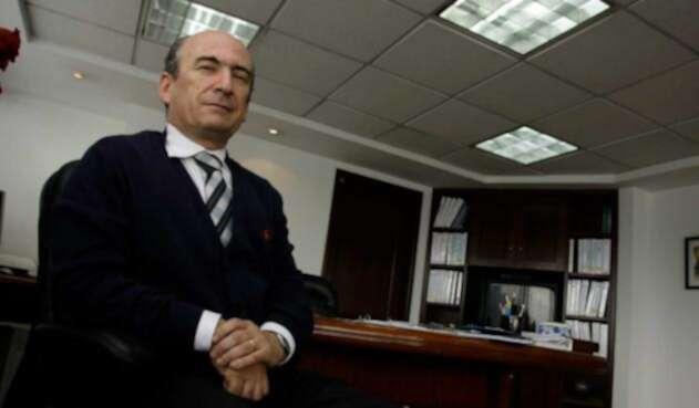 Jorge Enrique Pizano, testigo clave sobre corrupción de Odebrecht