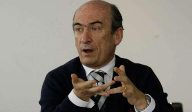 Jorge Enrique Pizano, excontroller de la Ruta del Sol