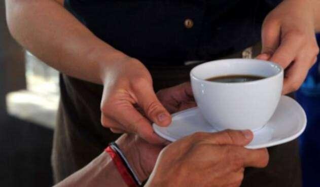 Café en las tiendas Juan Valdez